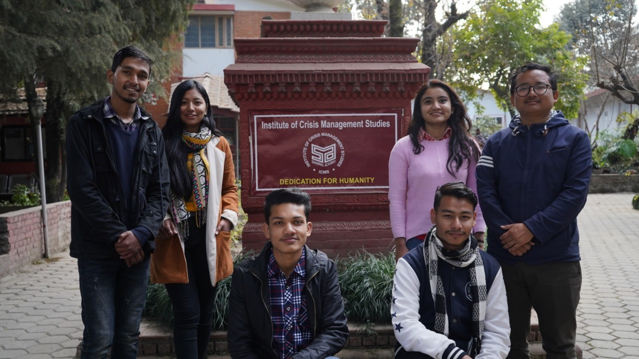 "BCA Students attending One day ""International Symposium on High-Impact Educational Practices"".Organized by #GirijaPrasadKoiralFoundatioforDemocracyPeaceandDevelopment."